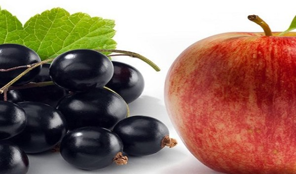Australian Apple, Blackcurrant