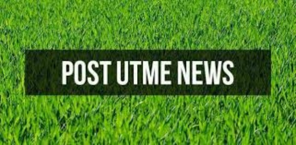 Post-UTME 2020