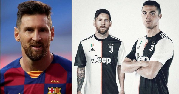 Juventus make Messi enquiry