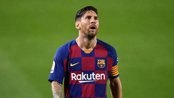 Man City Wants To Sign Messi