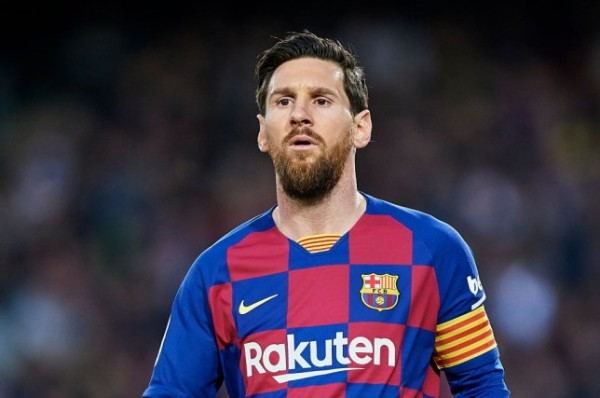 Barcelona To Sell Messi