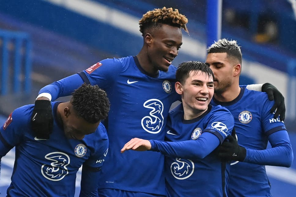 Abraham Hits Hat-trick As Chelsea Wins Luton Town 3-1