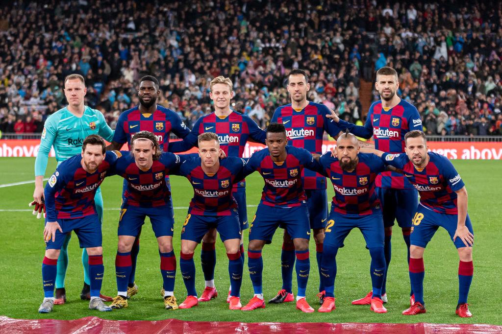 Barcelona Squard