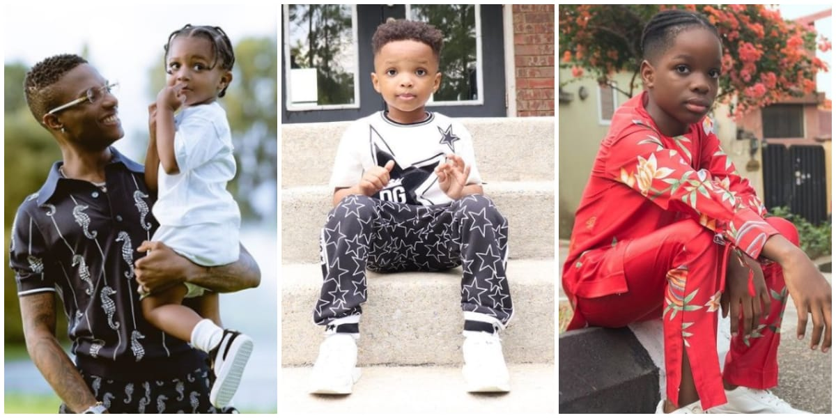 Nigerian singer Wizkid says, I Don't Want My Sons To Be Like Me