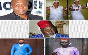 Nollywood practitioners who died in the last one month