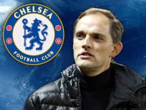 Thomas Tuchel , New Appointed Chelsea Club Manager