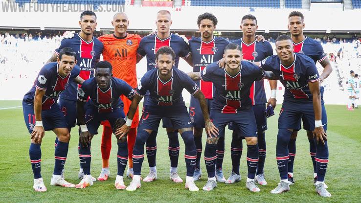 PSG Squad