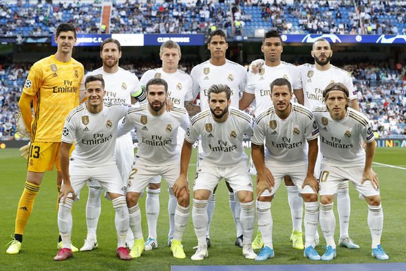 Real Madrid - $896 million