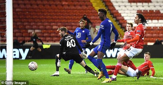 Chelsea Defeat Barnsley 0-1 As Abraham Puts Blues Into FA Cup Quarter-finals