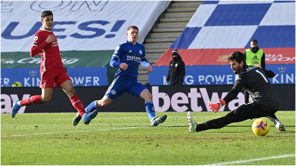 Leicester City Defeats Liverpool 3-1