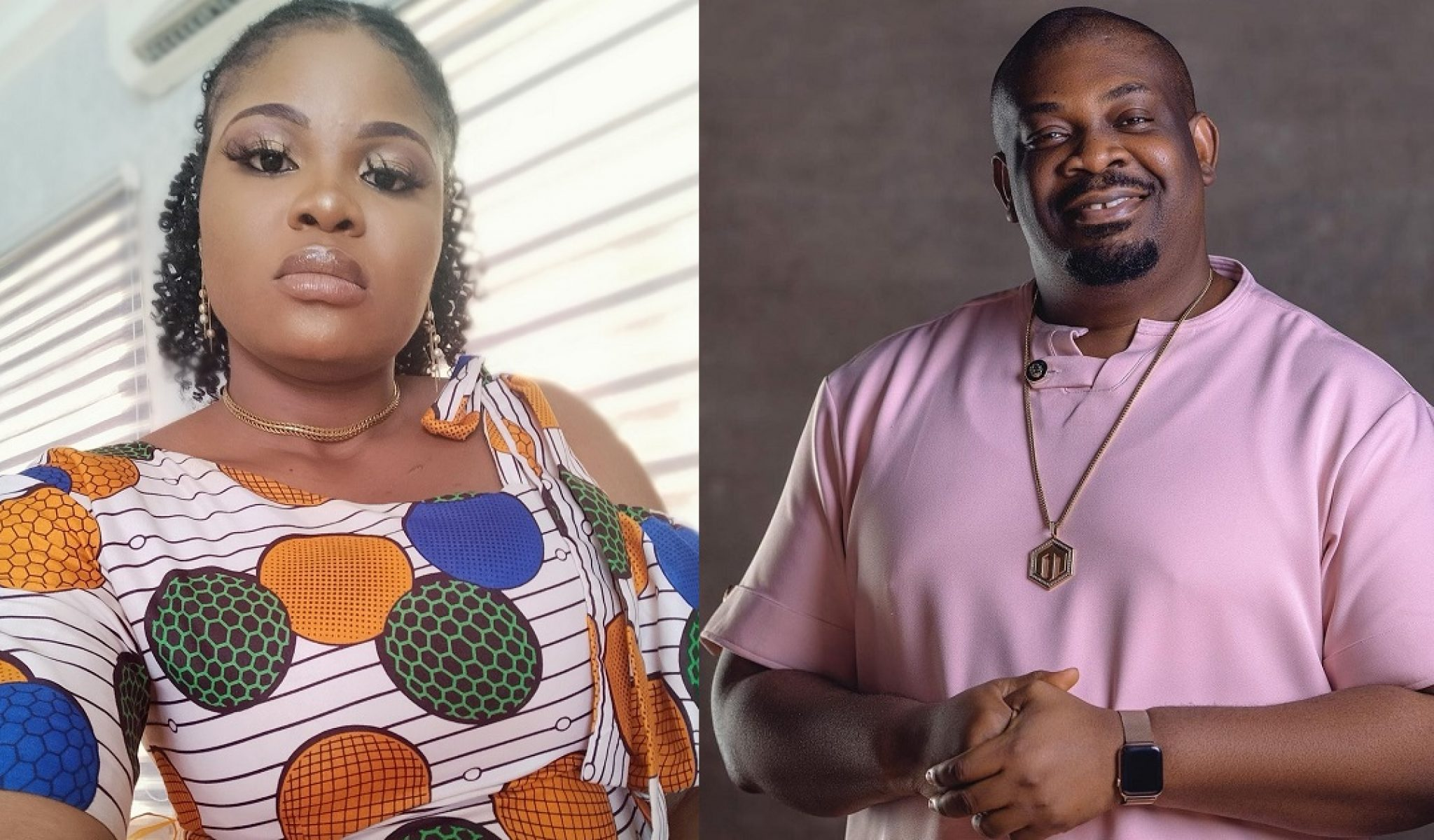 Nigerian Lady Claims Don Jazzy Is Her Destined Husband, She Is Preserving Her Virginity For Him