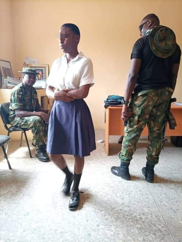 Secondary School Student Went To School With Gun To Shot A Teacher Who Asked Her To Cut Her Coloured Hairq