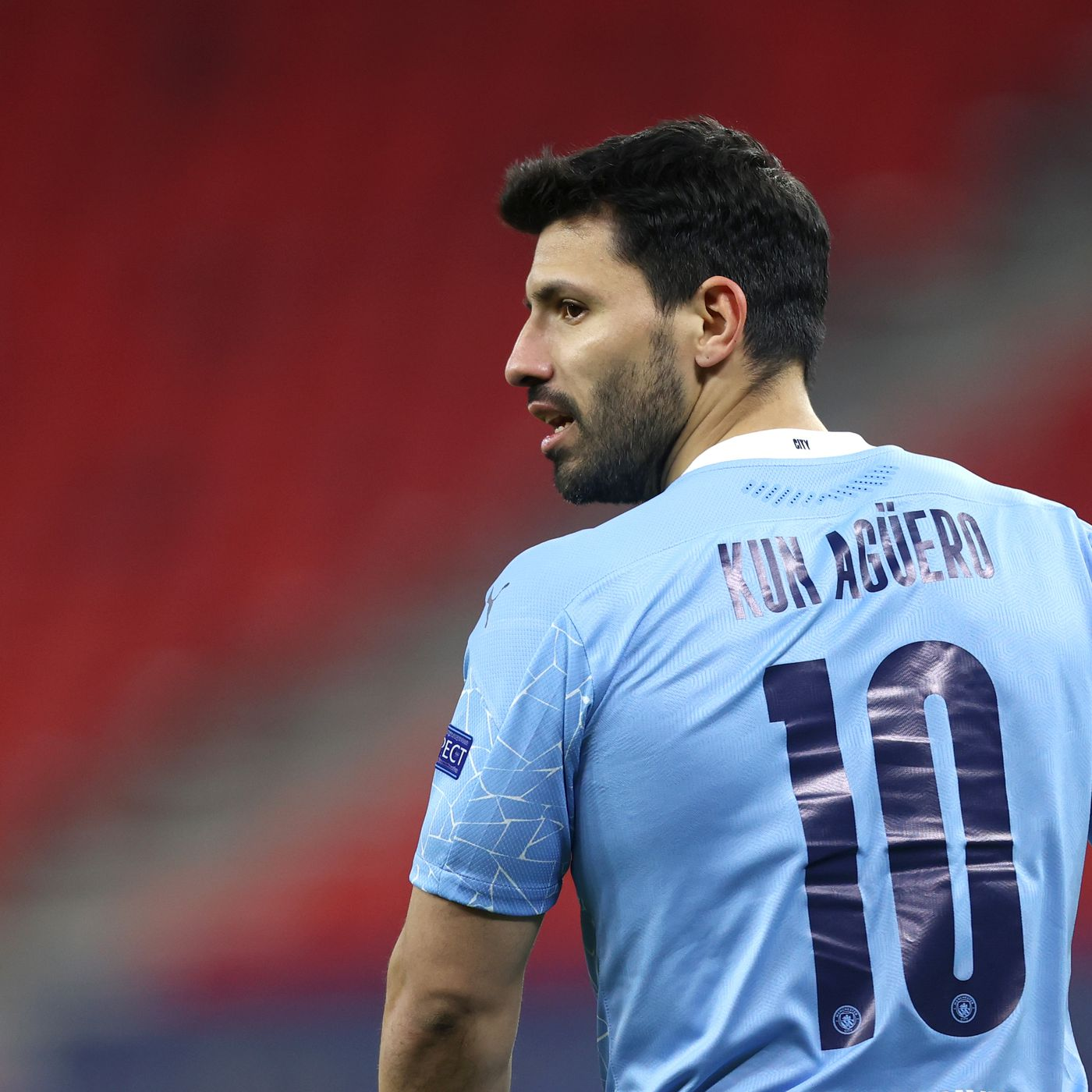 Manchester City Identify Player To Replace Sergio Aguero This Summer