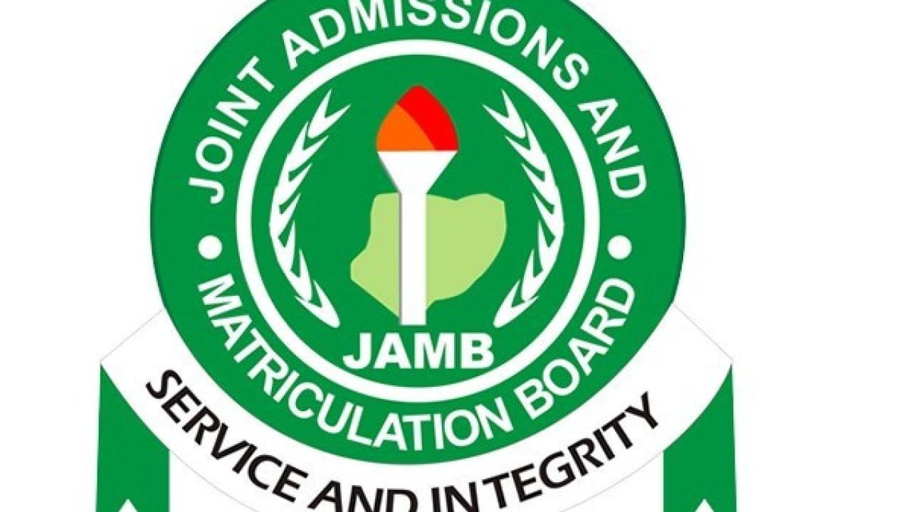 JAMB Registration Form 2021